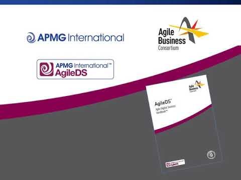 AgileDS Delivering effective digital services in an Agile way