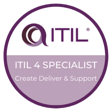 itil 4 create deliver support