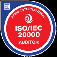 ISO 20000 Auditor Training