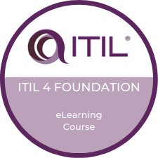 ITIL 4 Foundation eLearning Logo