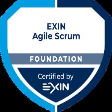 Agile Scrum Foundation eLearning Logo