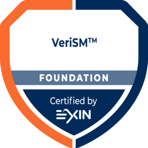 VeriSM Foundation Logo KnowledgeAdd