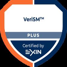 VeriSM Plus Logo KnowledgeAdd