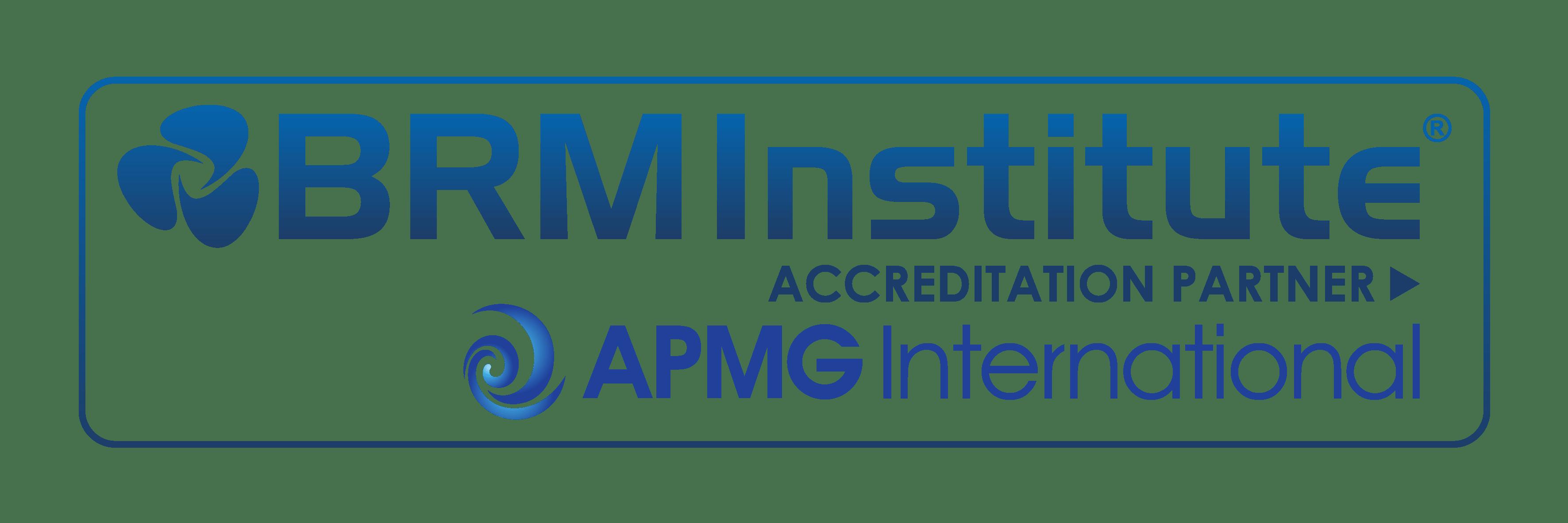 BRMP APMG KnowledgeAdd Logo
